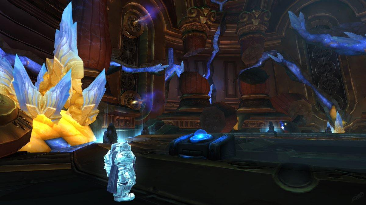 Unholy Death Knight Azerite Traits, Azerite Armor, and Heart