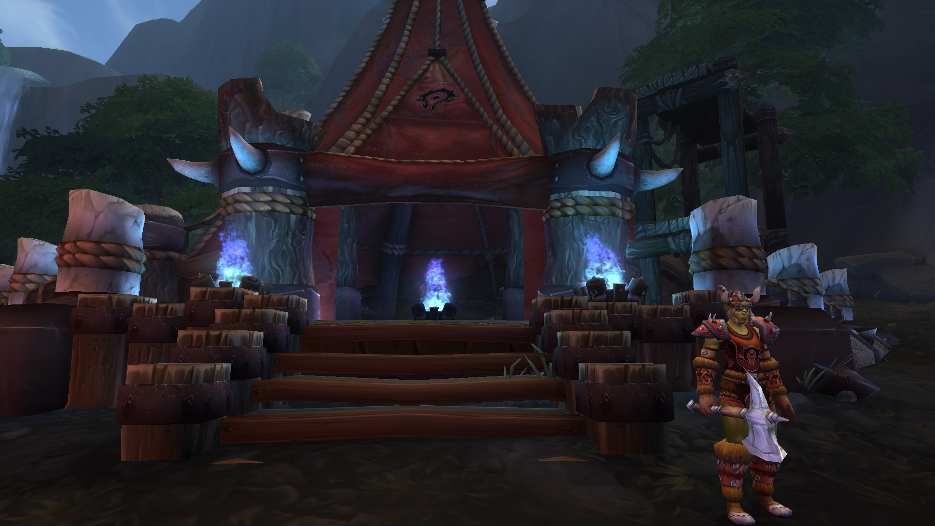 Battle For Azeroth Mission Table and Followers - Guides