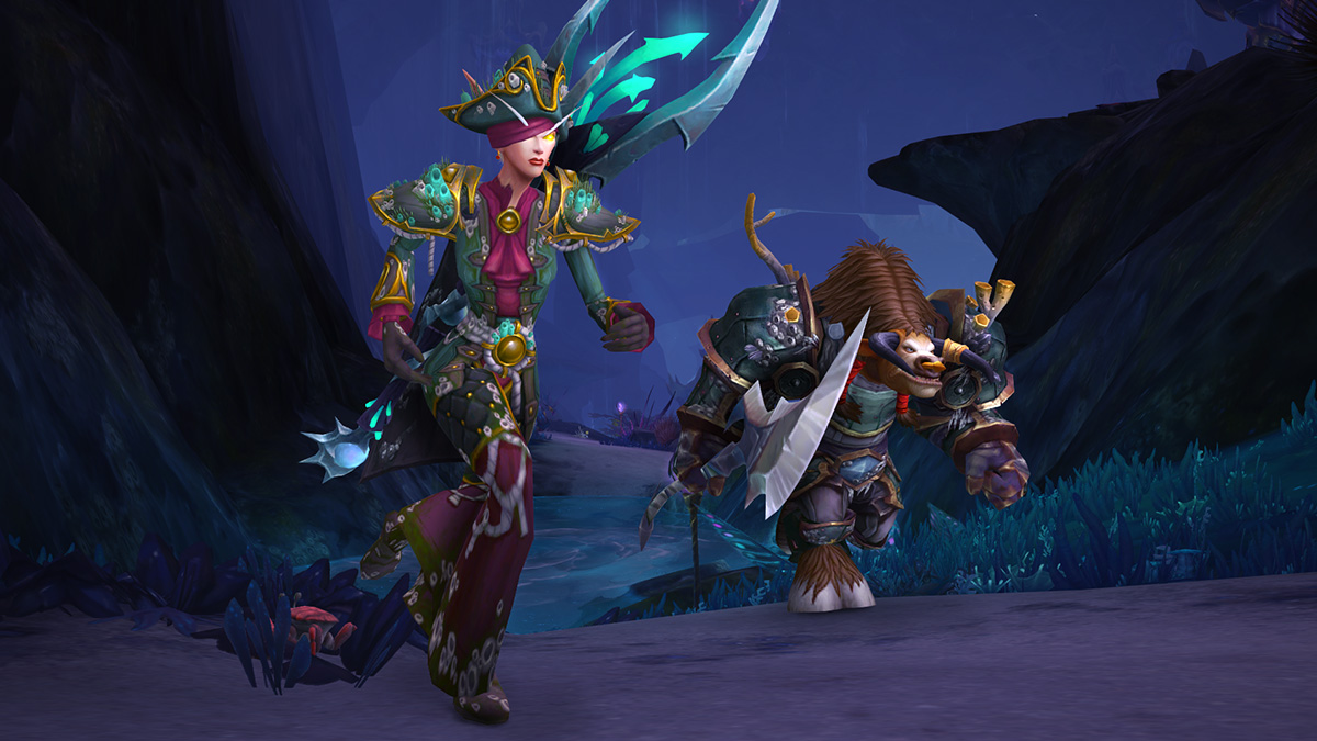 Benthic Armor in Rise of Azshara - Guides - Wowhead