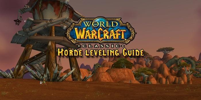 Hasil gambar untuk Leveling Horde