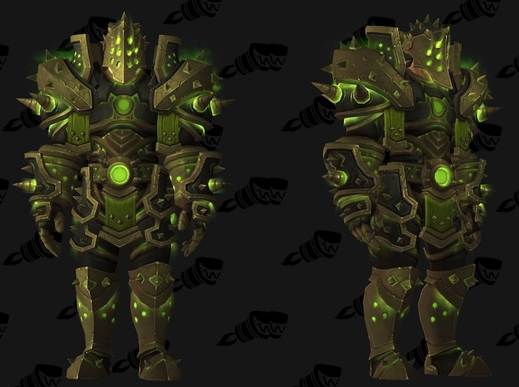 Warrior Tier 20 Armor Set Wowhead News