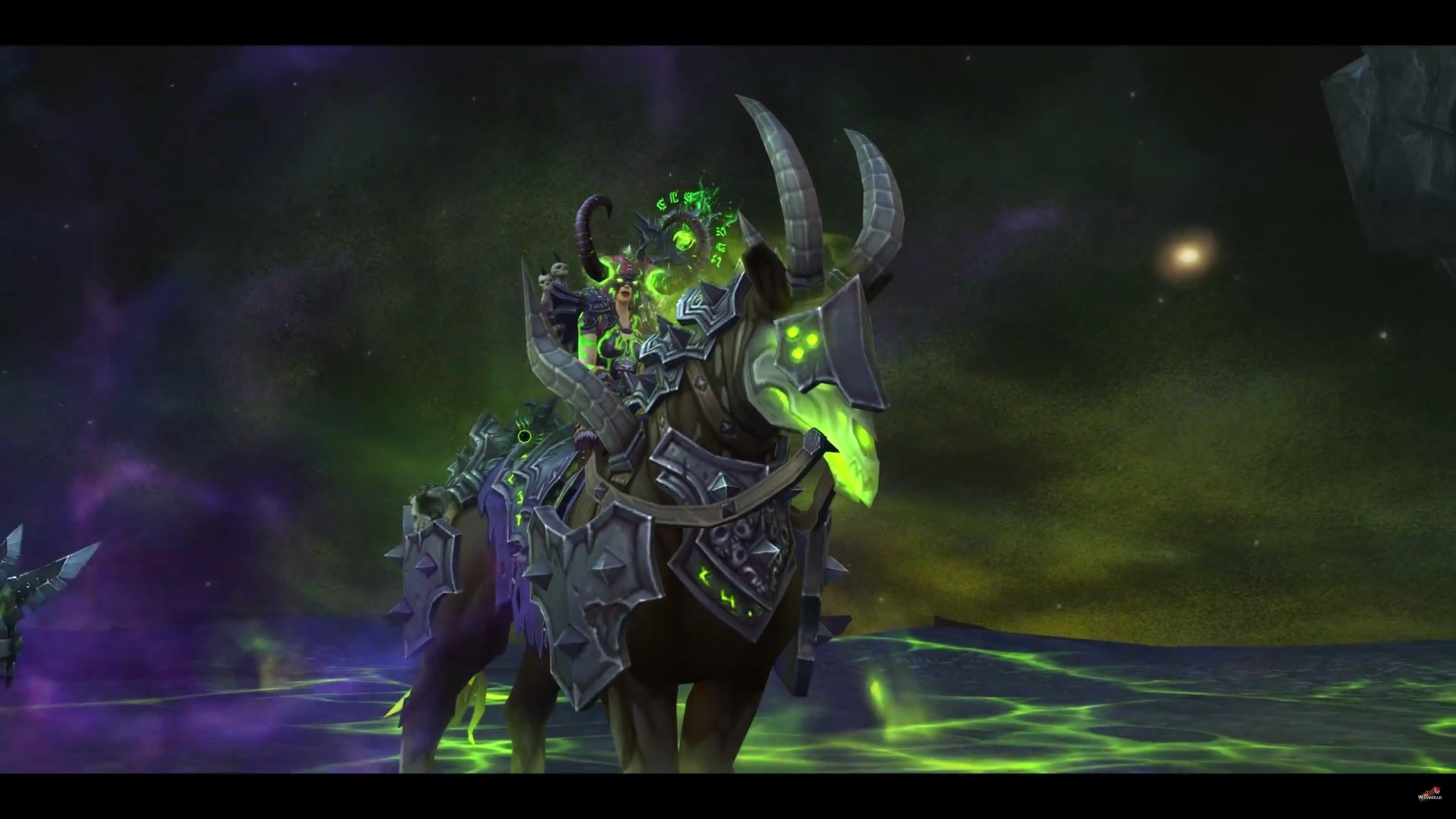 warlock class mount and quests netherlord 39 s dreadsteed wowhead news. Black Bedroom Furniture Sets. Home Design Ideas
