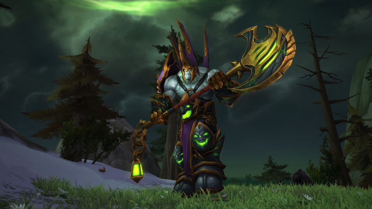 New Models,Weapons in Patch 8.0 Battle for Azeroth ...