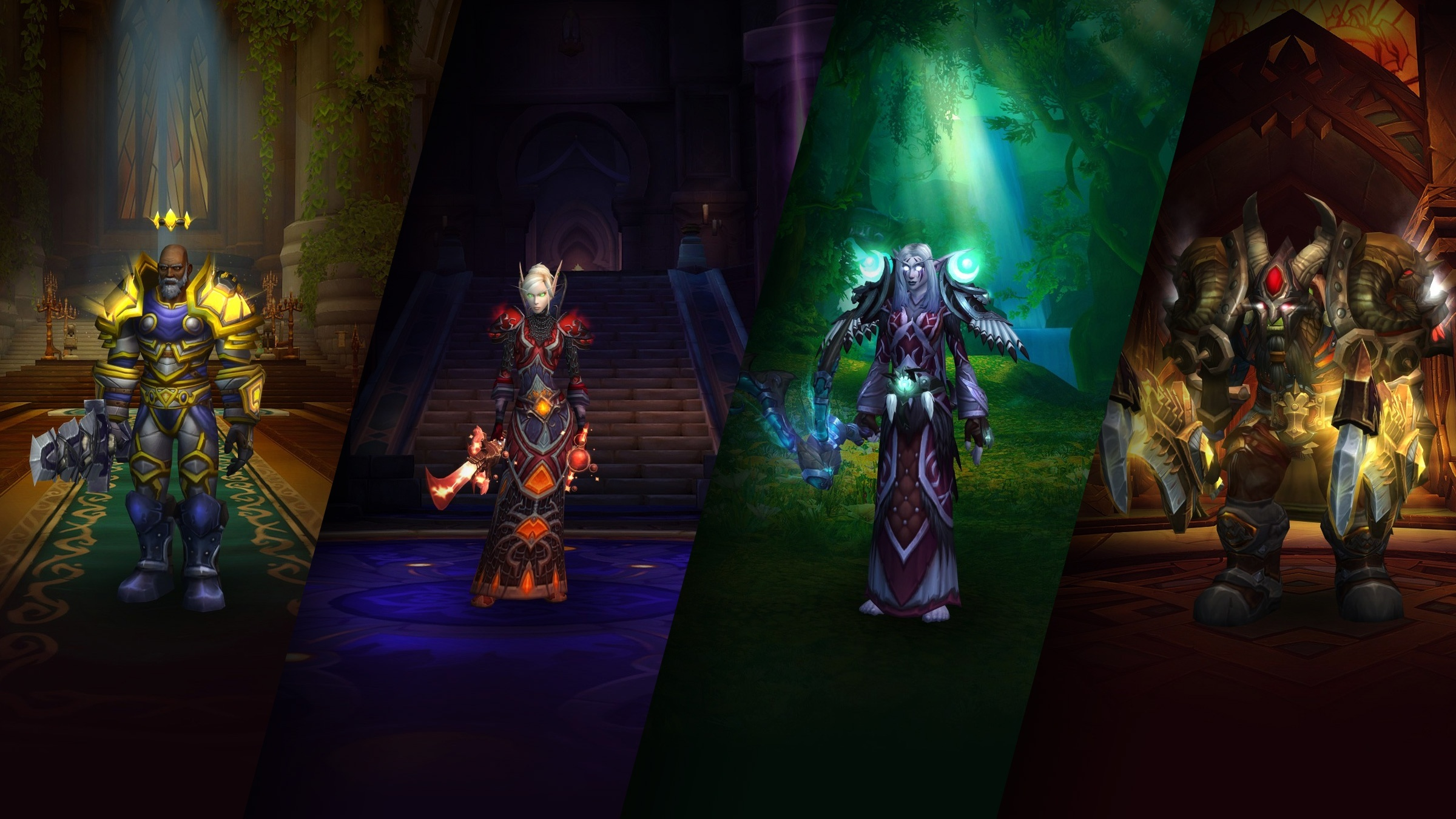 New Profile Pages On The WoW Armory