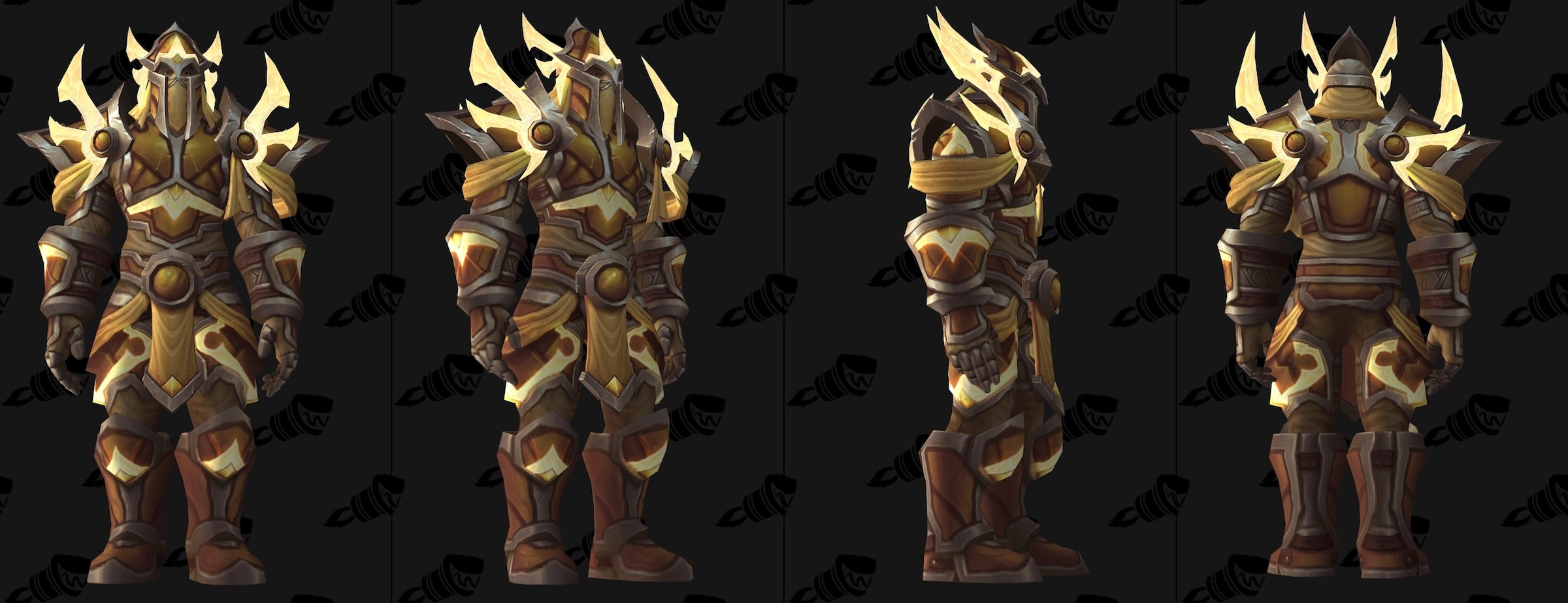 & Patch 7.3 Argus Armor Sets - Wowhead News