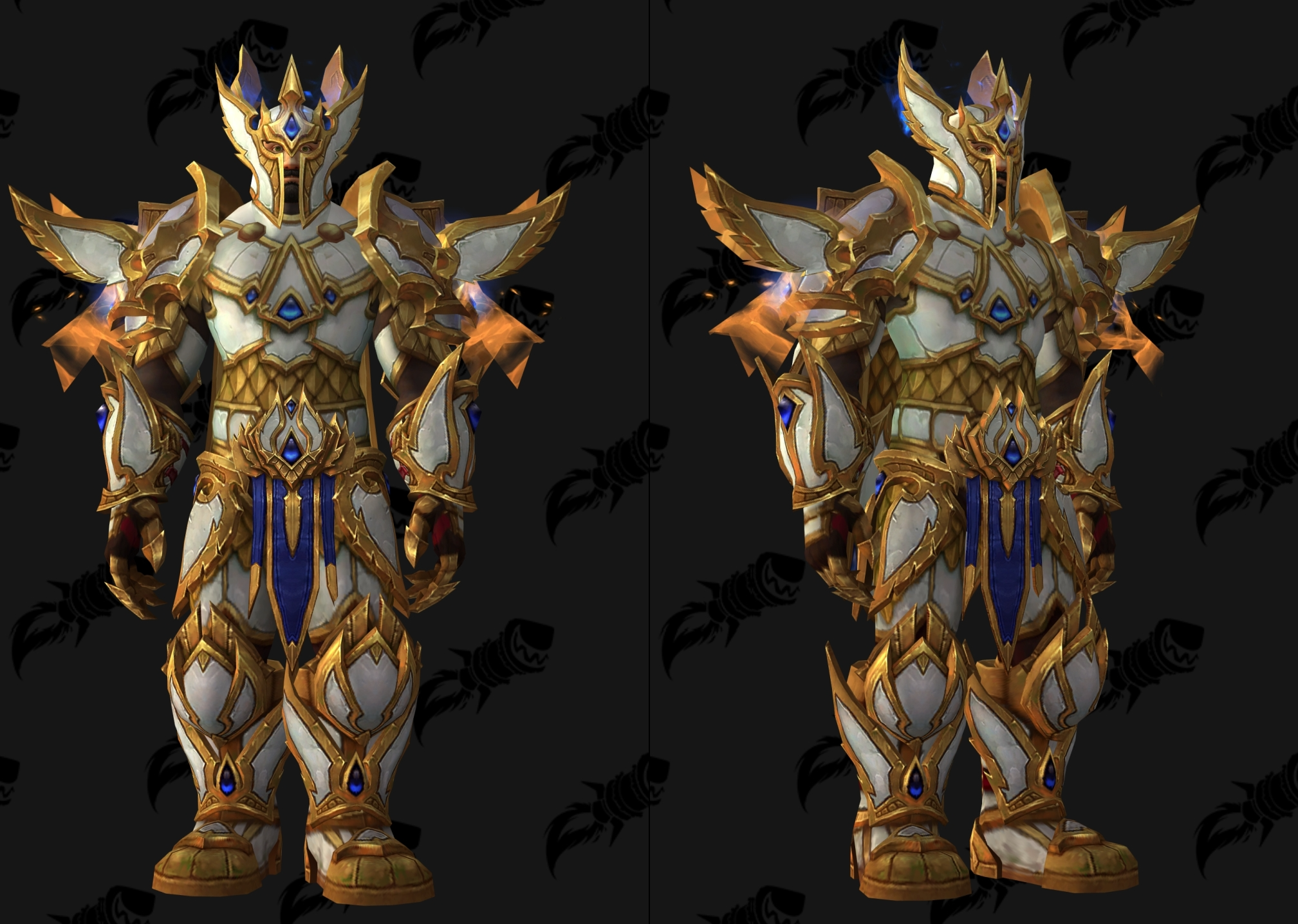 Paladin tier 21 armor lights vanguard battleplate wowhead news publicscrutiny Gallery