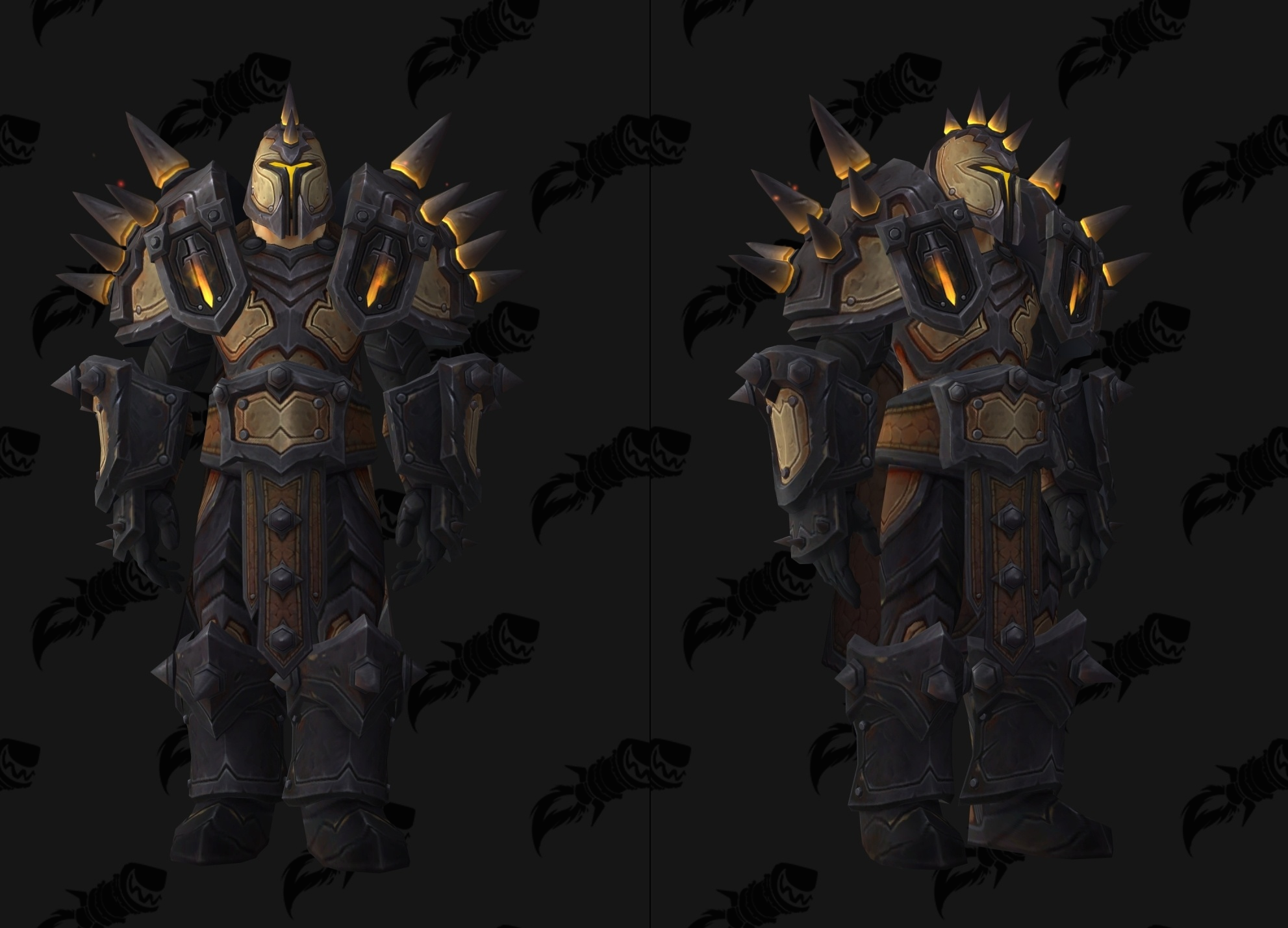 Warrior Tier 21 And Pvp Armor Juggernaut Battlegear Wowhead News