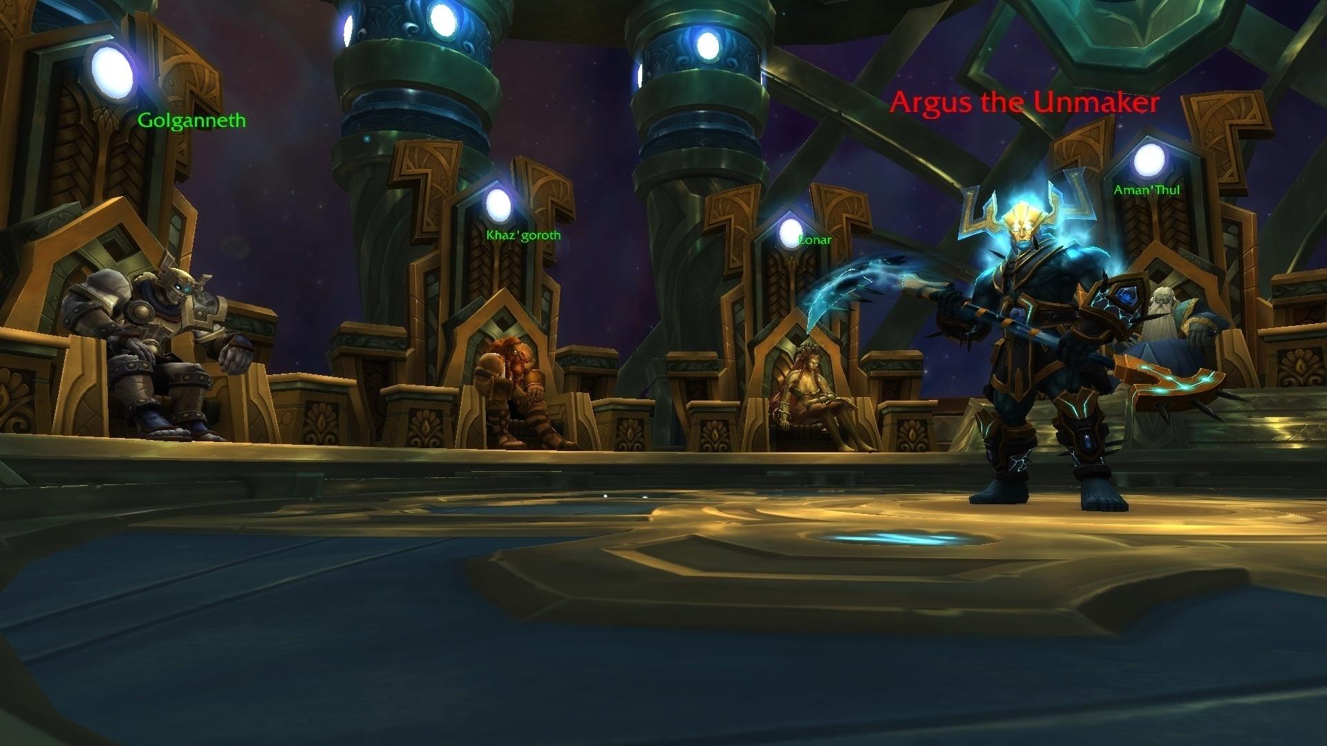 argus pantheon trinkets secondary equip only procs in antorus raid