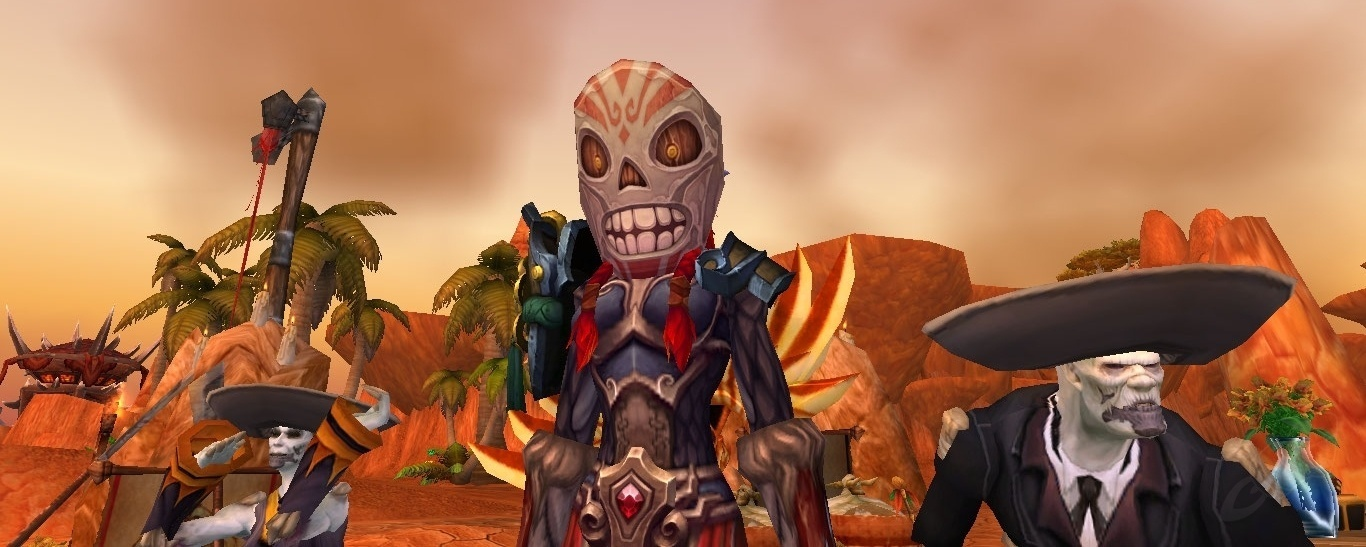 Day of the Dead 2017 (November 1st - 3rd) - Wowhead News