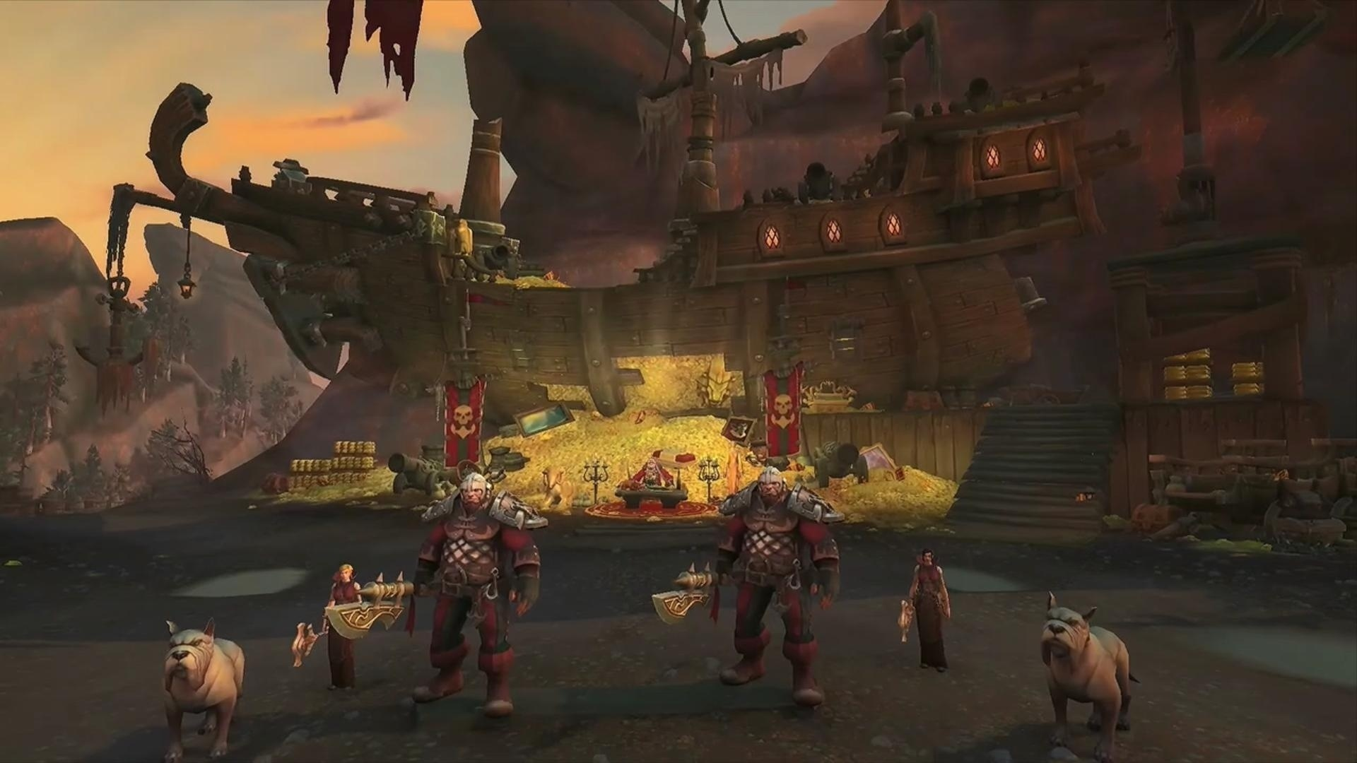 Battle For Azeroth Dungeons At Blizzcon 2017 Freehold And