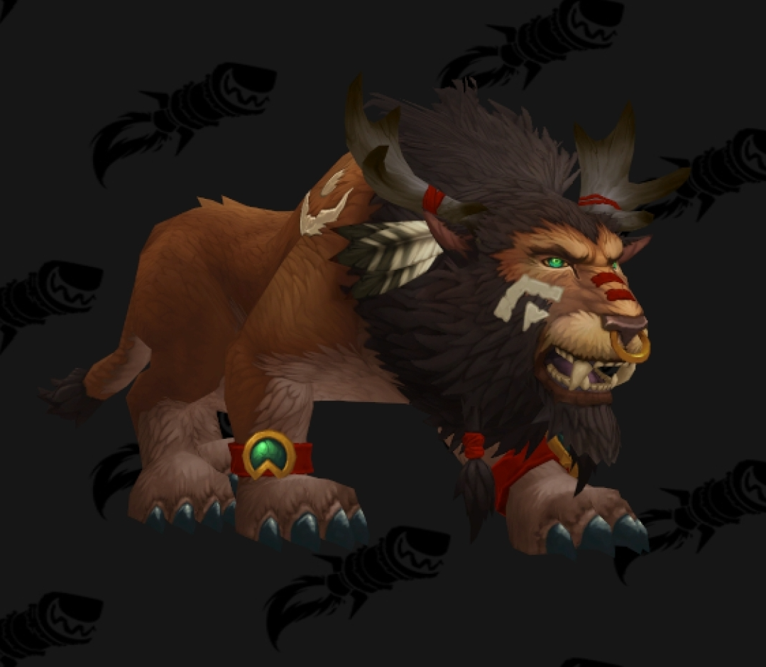 Highmountain tauren allied race druid forms totems and racial highmountain tauren allied race druid forms totems and racial mount wowhead news nvjuhfo Choice Image