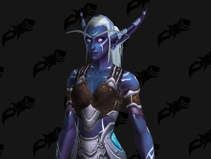 Nightborne Erisara Heartwing