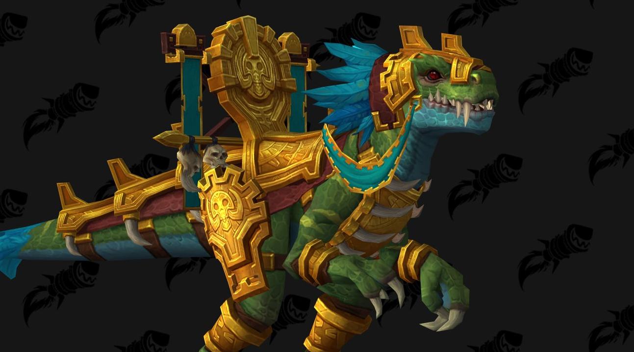 Battle For Azeroth Collector S Edition Rewards Visible In