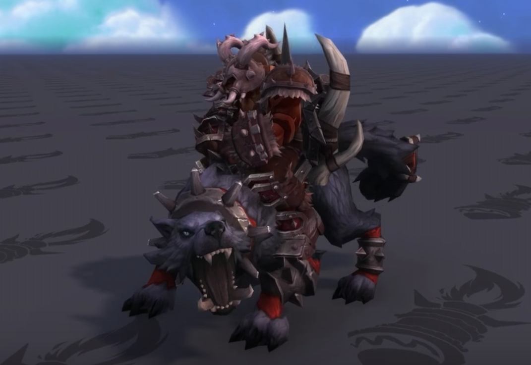 Orc Wow New Model