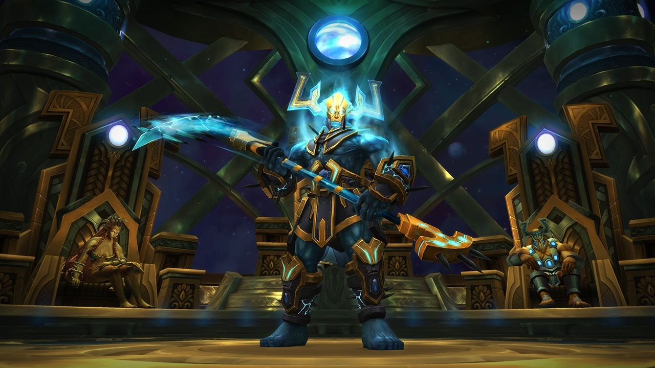 pantheon trinkets will now follow loot specialization past first
