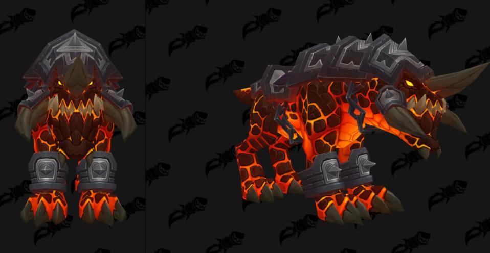 Dark iron dwarf racials