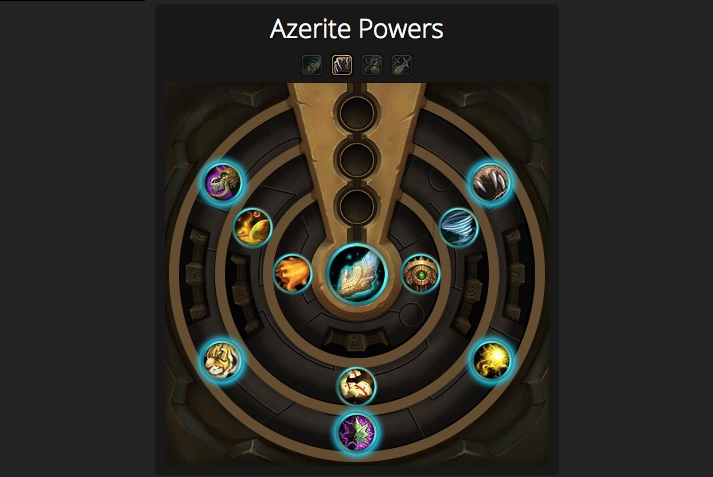 now on wowhead azerite calculator and filters the blog box