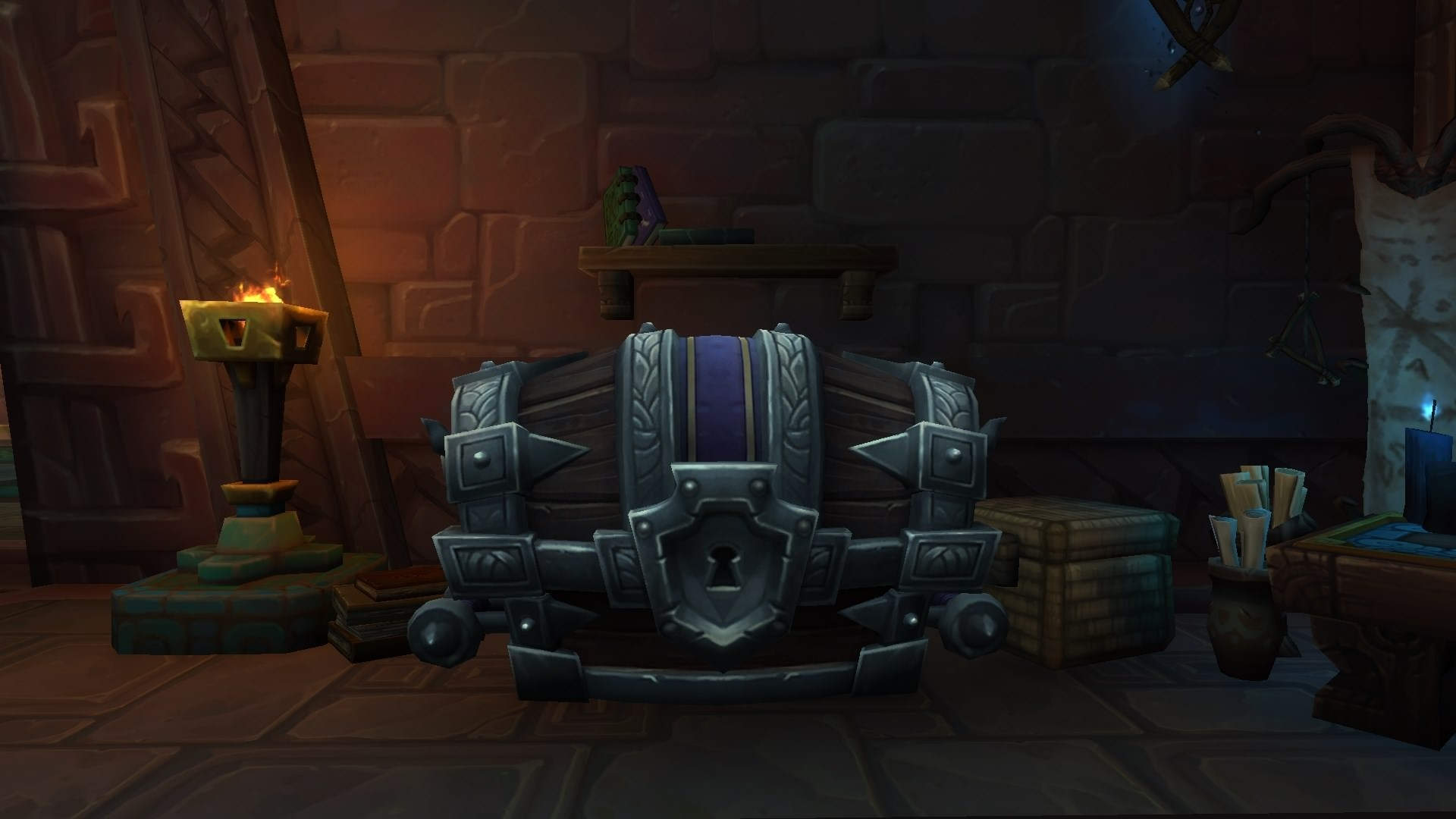 Mythic Rewards In Bfa Weekly Chest Can Contain Up To 3 Items Item Level Breakpoints Wowhead News