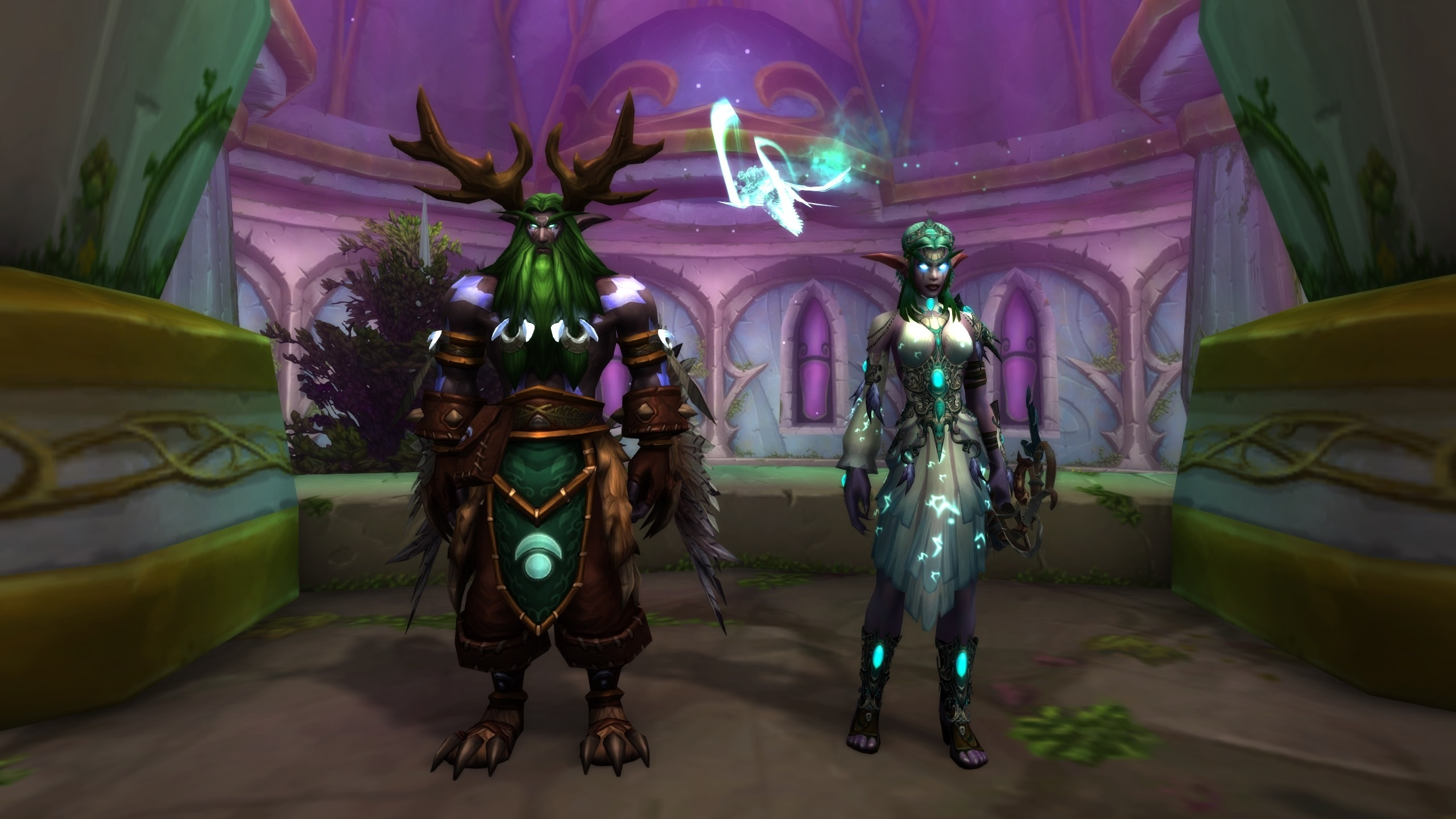 The Role Of Tyrande Whisperwind In War Thorns And Elegy