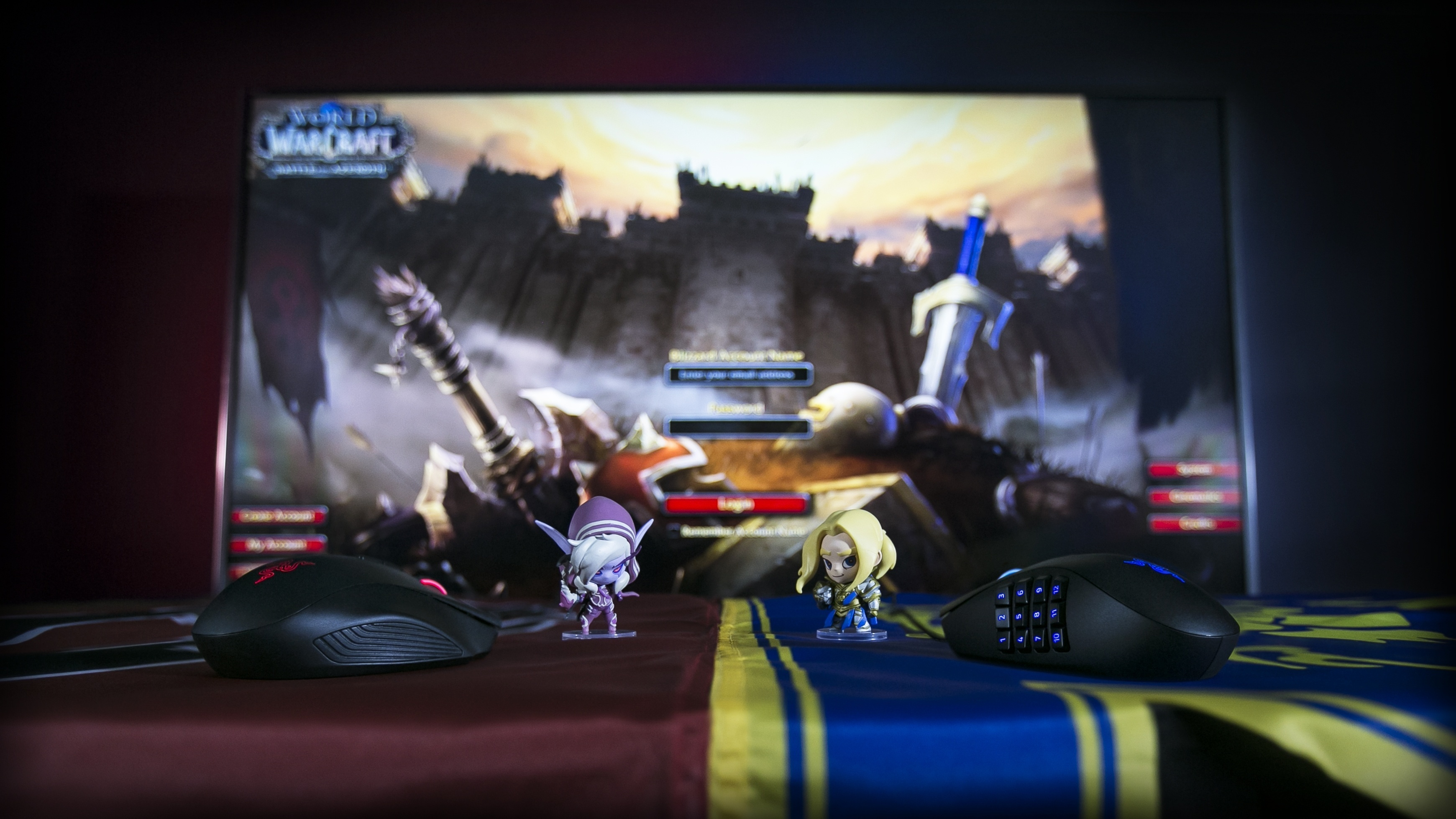 Mastering Your MMO Gaming Mouse, Featuring the Razer Naga Trinity