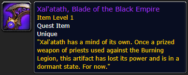 Image result for xalatath dagger