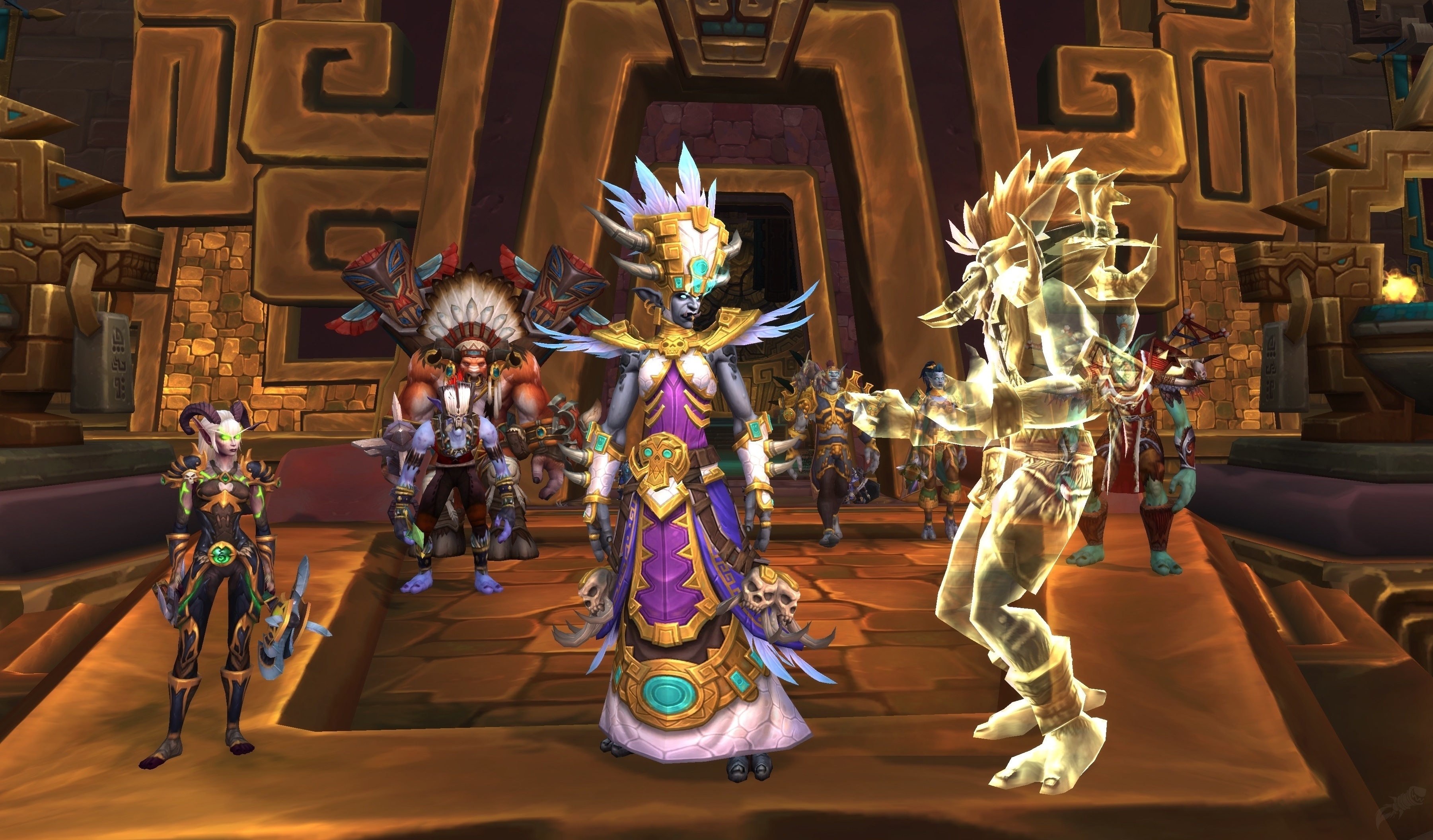 81 Voljin Questline Now Available On The Ptr Story Spoilers