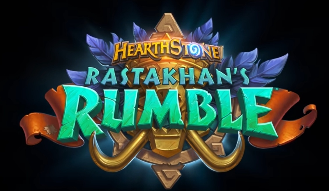 BlizzCon 2018 Hearthstone Rastakhan's Rumble Expansion ...