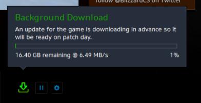 battlenet downloading at 0b/s