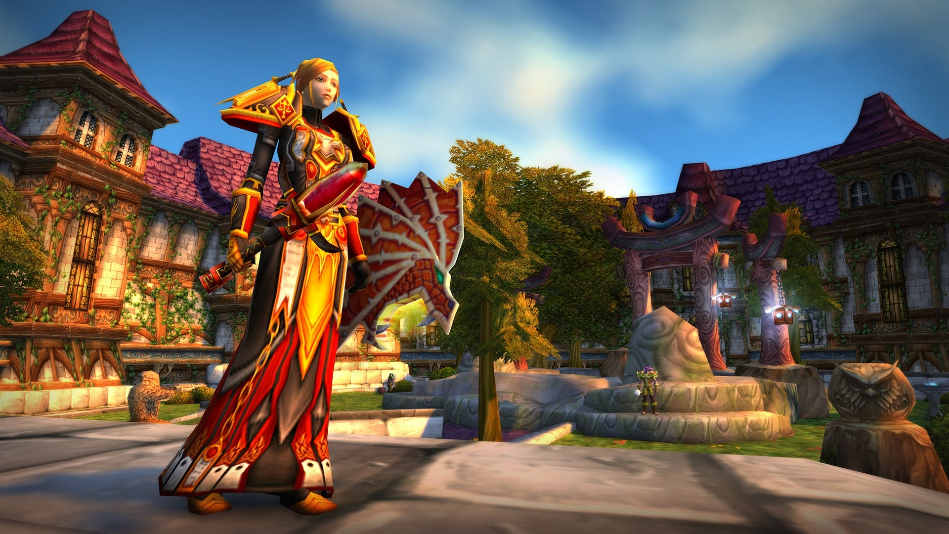 Collector's Edition Pets - WoW Classic General Discussion
