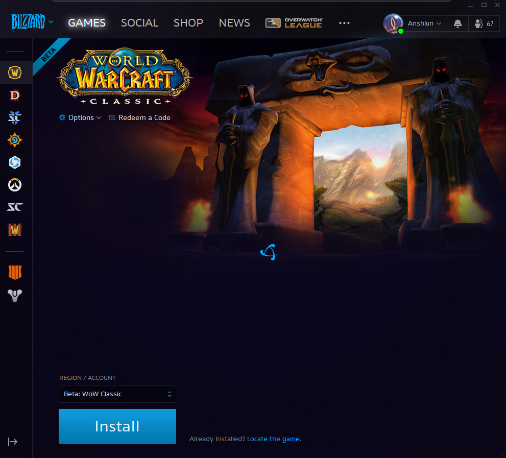Wow Classic: WoW Classic Beta Is Now Live
