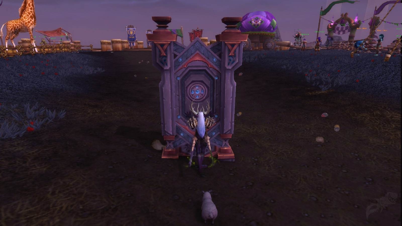 Attendant's Pocket Portal: Revendreth - Item - World of Warcraft