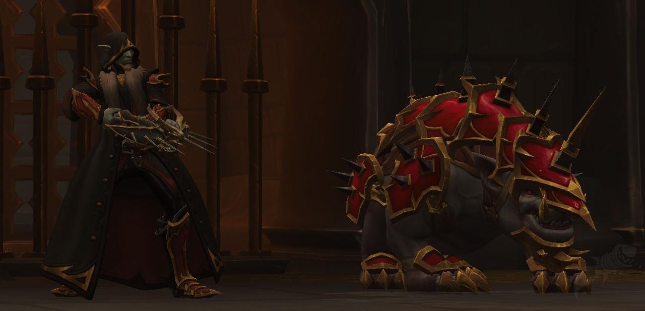 Huntsman Altimor - NPC - World of Warcraft