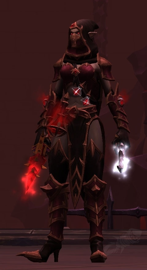 Lady Inerva Darkvein - NPC - World of Warcraft