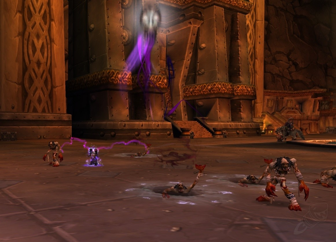 Army of the Dead - Spell - World of Warcraft