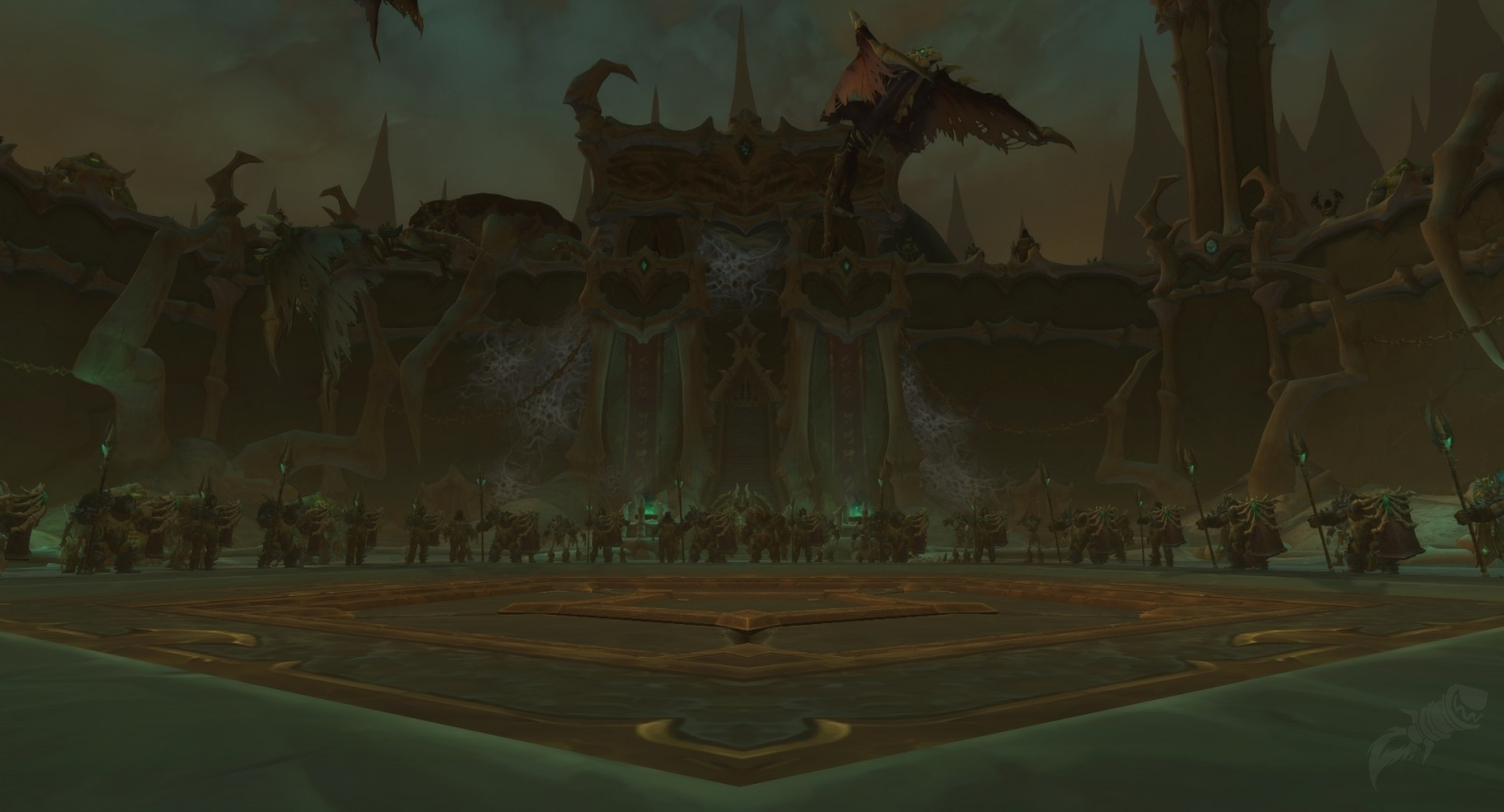 Theater of Pain - Zone - World of Warcraft