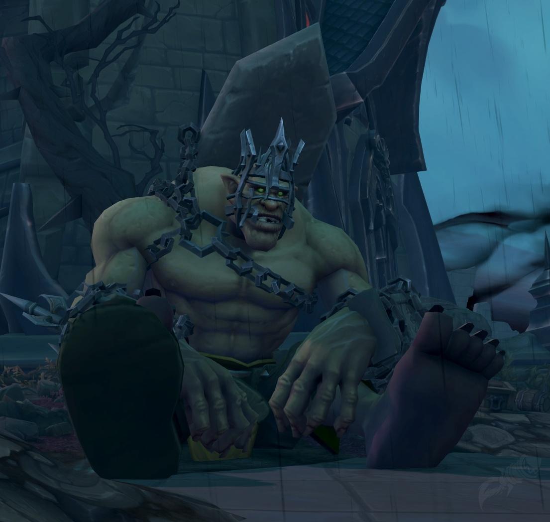 Nurgash Muckformed - NPC - World of Warcraft