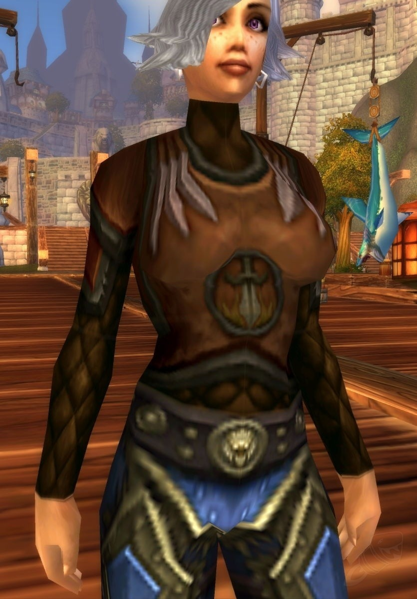 Whale-Skin Breastplate - Item - World of Warcraft