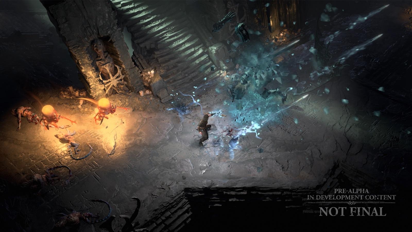 BlizzCon Online: ремастер Diablo II и Разбойница в Diablo IV
