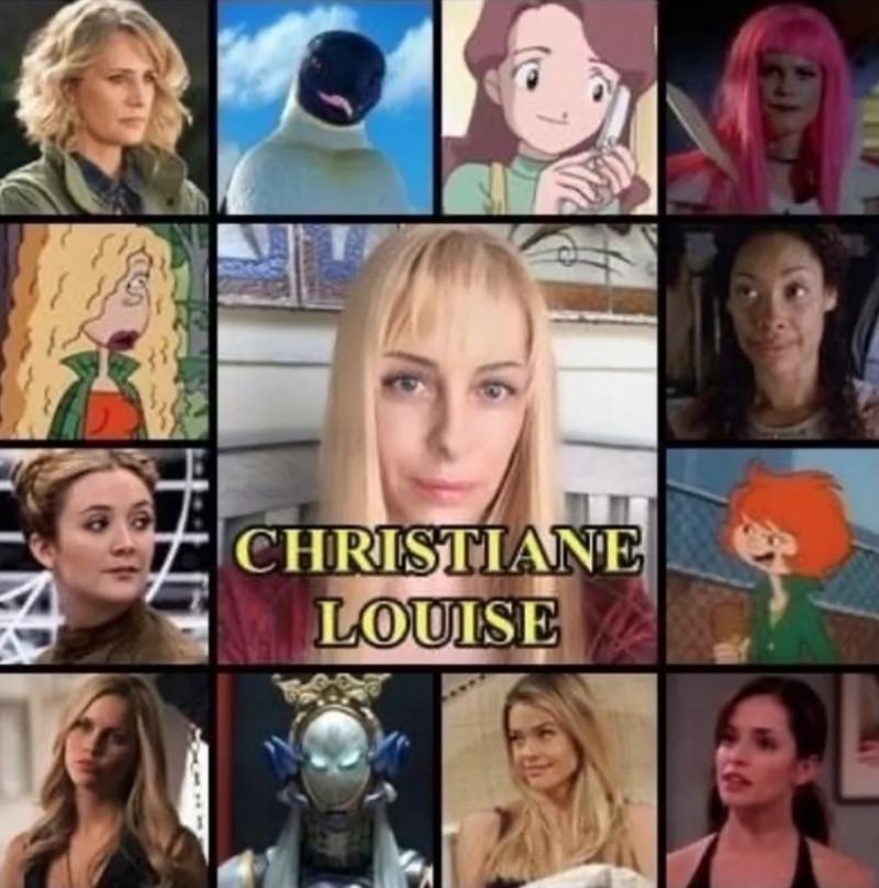 Christiane Louise