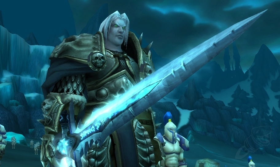 Arthas: the Army of the Damned quest