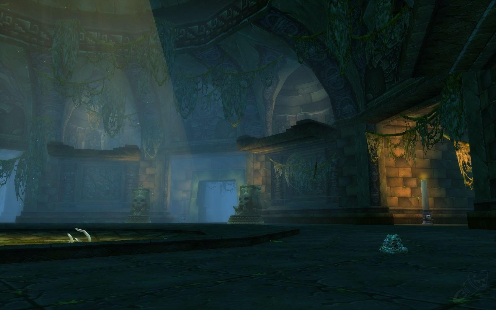 Храм Атал'Хаккара (Затонувший Храм)