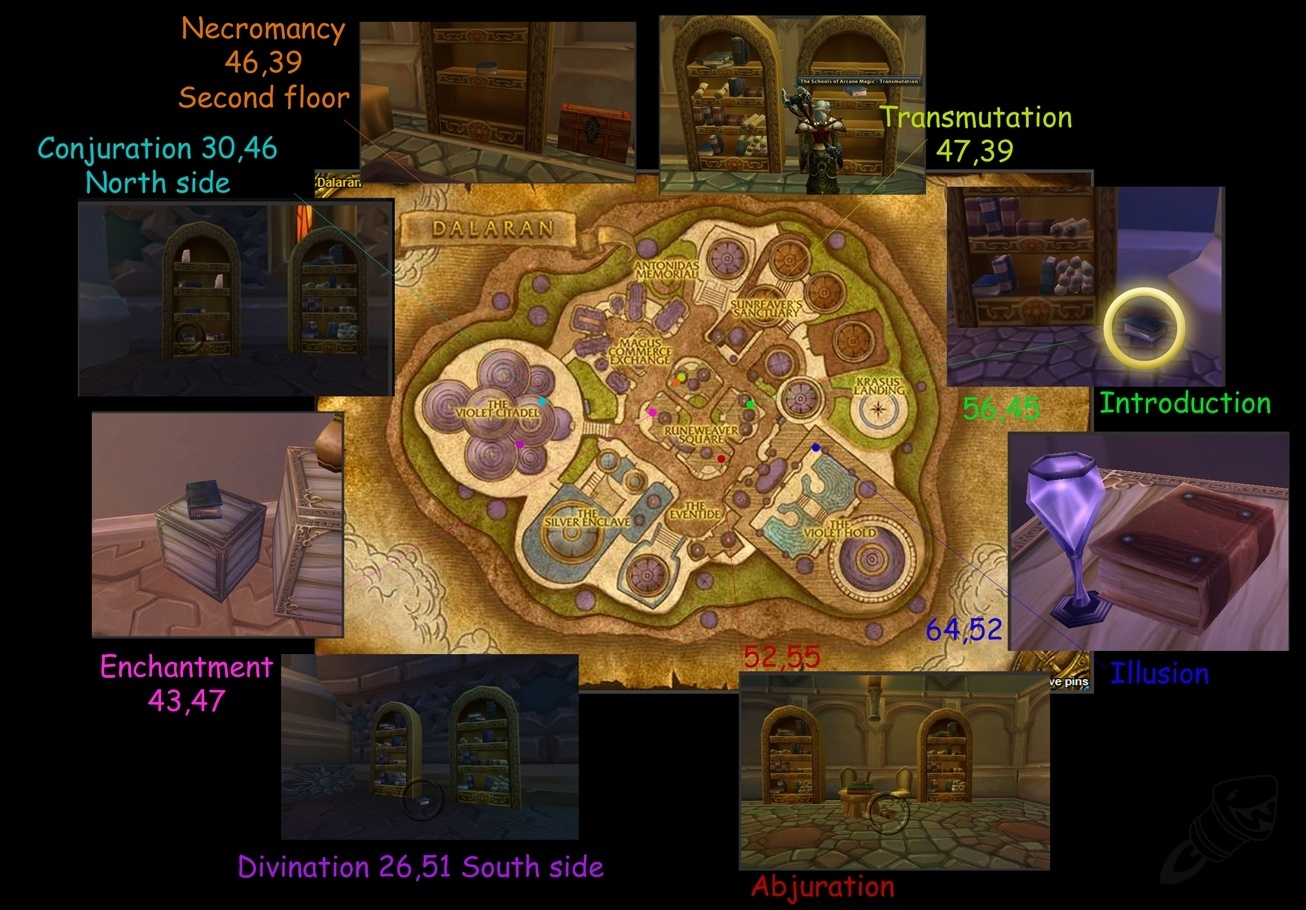 Higher learning achievement world of warcraft gumiabroncs Choice Image