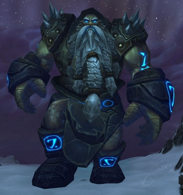 The Iron Colossus - Quest - World of Warcraft