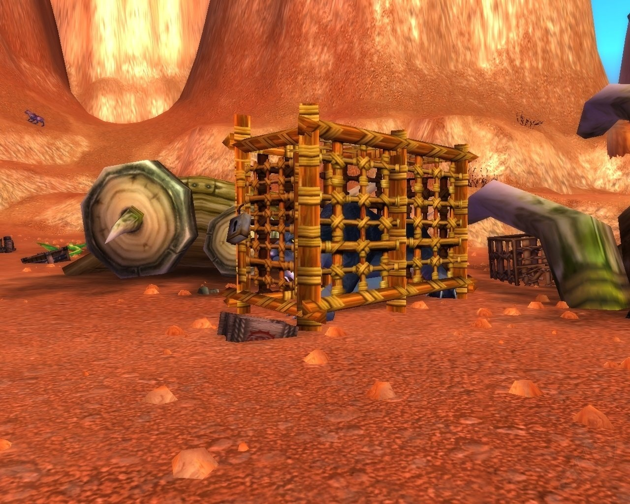 Hypercapacitor Gizmo - Quest - World of Warcraft