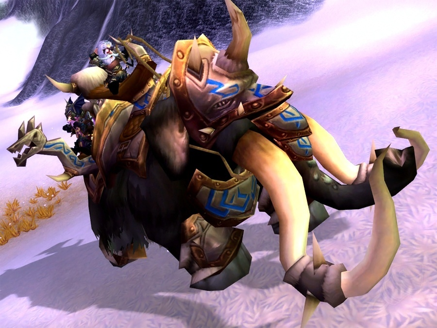 Grand Black War Mammoth Rare Mount Solo Guide! - YouTube