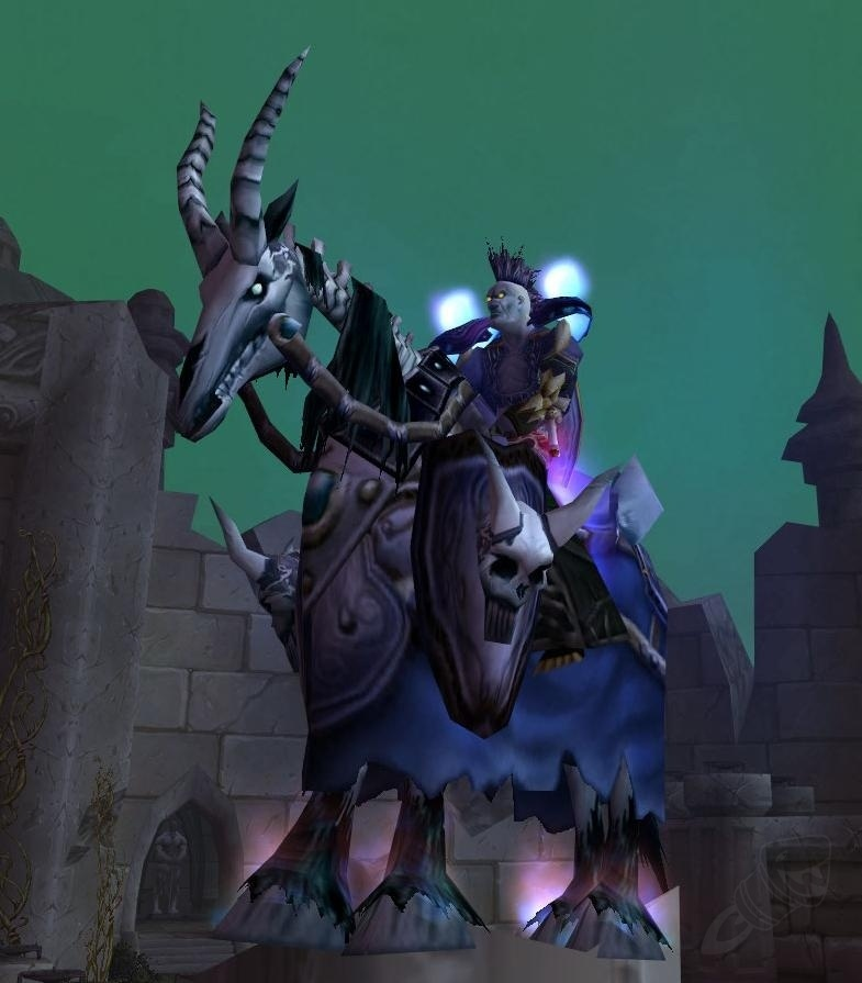 Deathcharger's Reins - Item - World of Warcraft