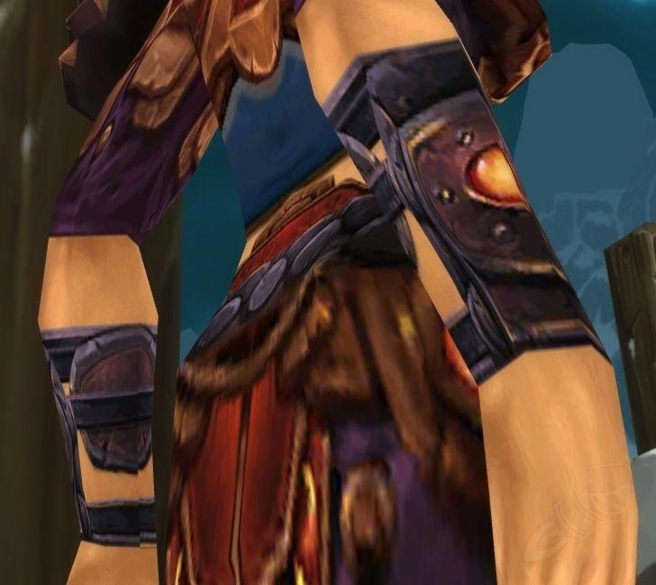 Unfaltering Armguards - Item - World of Warcraft