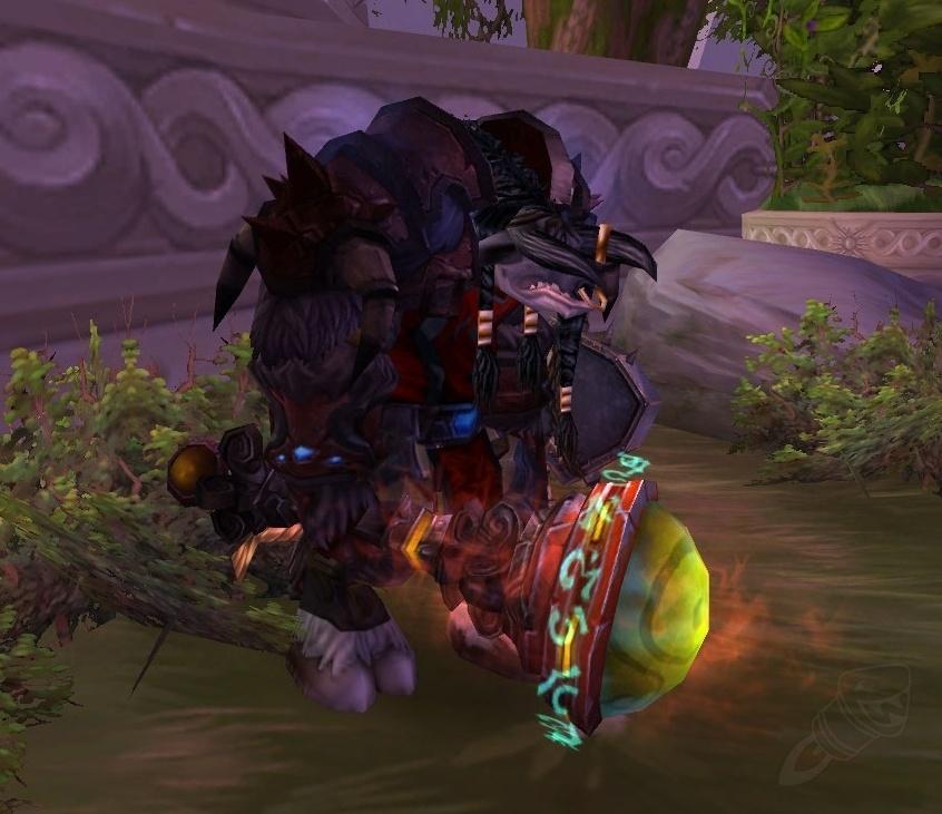 Legacy of Thunder - Item - World of Warcraft
