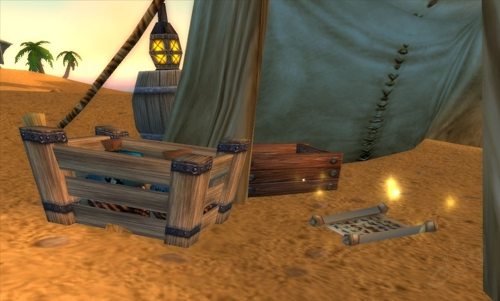 bloodsail orders object world of warcraft