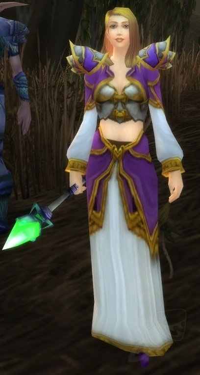 female world of warcraft characters. THE FEMALE LEADERS OF WOW?